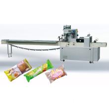 Flow wrap packing machine