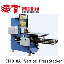 ST1018A Vertical Press Stacker