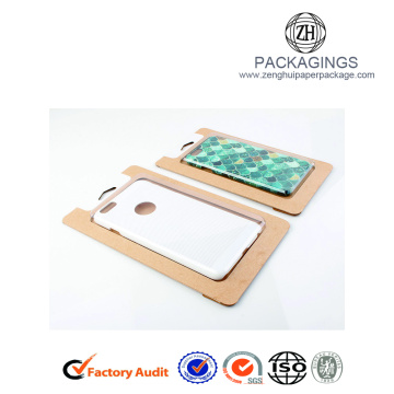 Blister insert package box for iphone case