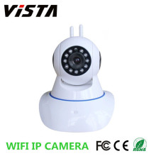 Pan Tilt 960p Ip Wifi Baby fotocamera 12Vwith due antenne