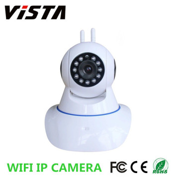 PTZ Wifi Wireless IP 720p HD Ip câmera 12 volts