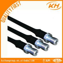 API AISI 4130 Grado D Hollow Sucker Rod