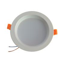 9W Dimmable SMD 5630 Philips Osram LED Downlight con 2 años de garantía