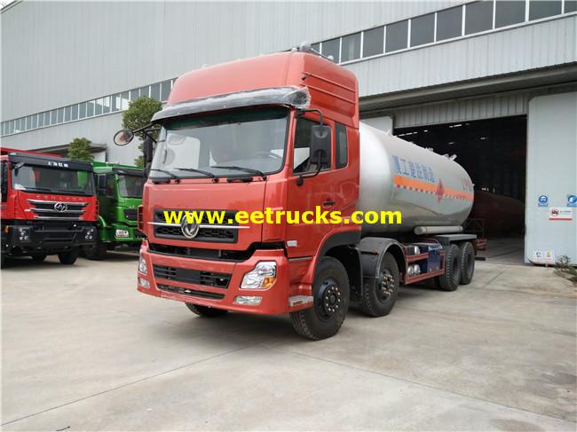 DFAC LPG Gas Tanker Trucks