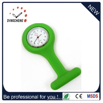 Krankenhaus Doktor Geschenke Fob Krankenschwester Silikon Uhr (DC-1137)