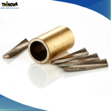 Strong Powerful Permanent NdFeB Cylinder Magnets with Different Plating