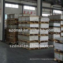 Feuille / plaque en aluminium h36 3003