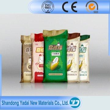 25кг 50кг ПП тканая пластиковая сумка из рисовой муки сахара