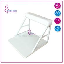 White Color Footrest Untuk Pedicure Spa