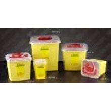 CE und FDA Certificated Einweg-Sharps Container Kunststoff