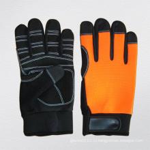 Синтетическая кожаная перчатка для механической обработки (7212)