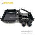 Fiber Optic Splice Closure Joint Enclosure Box with 48 Cores