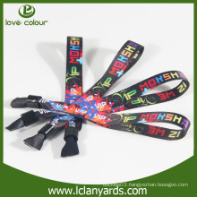 Professional custom wristbands for city party & event