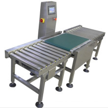 High Speed Accuracy Dynamic Package Box Checkweigher Check Weighing Stainless Steel LCD Ys-150h 1g,20g 20-40piece/min ALWELL