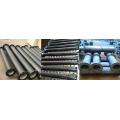 Ductile iron Pipe  PU coating
