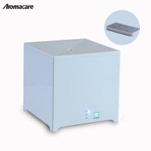Venta caliente hermosa casa verde humidificador mini aire bluetooth aroma difusor de la música humidificador