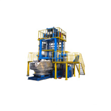 Aluminum alloy low pressure casting machinery