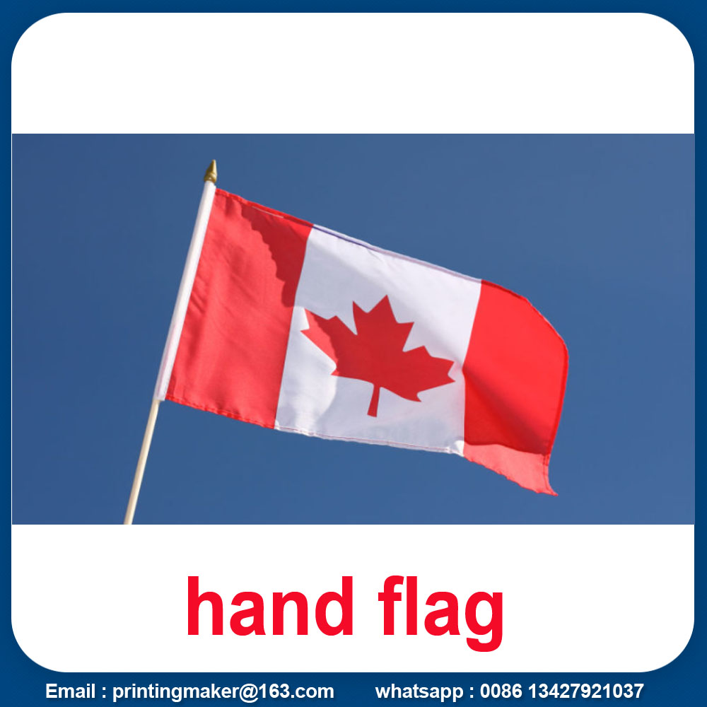 national hand flag