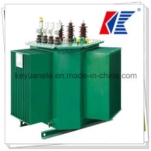 Transformador 220V 50Hz transformador de aceite / transformador de corriente