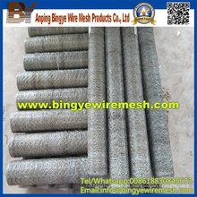 Malla de alambre de conejo / malla de alambre hexagonal galvanizada