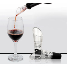 household plastic wine pourer