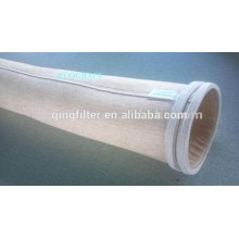 industrial dust collector Nonwoven PPS needle felt air filter