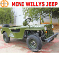 Bode Quality Assured Gas Willys Mini Jeep for Sale Bc