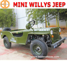 Bode Quality Assured 150cc Willys Mini Jeep for Sale