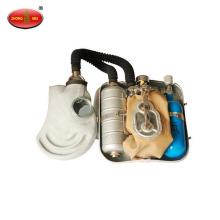 Pertambangan Emergency Breathing Oksigen Respirator