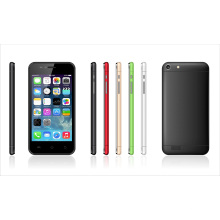 Android 4.4, 4.6inch WVGA 800 * 480 IPS, Doppel-SIM-Karte, Agps Smartphone