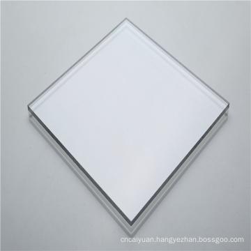 Transparent solid polycarbonate board plastic panel
