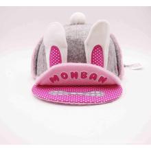 Bonnet d'hiver pour enfants unique avec Pompon en haut (ACEW114)