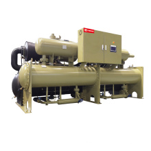 Flooded type high temperature chiller