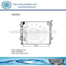 Radiador De Aluminio Para TOYOTA TACOMA 05-06 164100P030 Fabricante y Venta Directa