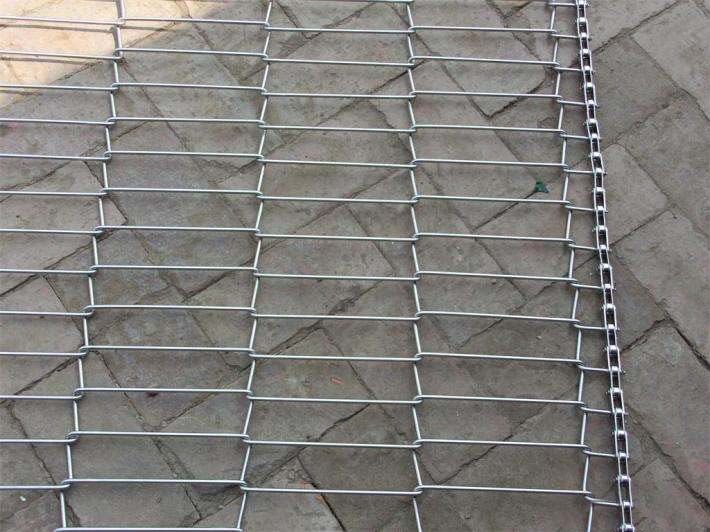 Chocolate Wire Mesh Belt