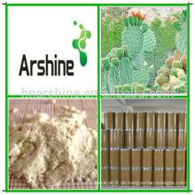 Opuntia dillenii PE, natürliche Kaktus Extrakte, Spezifikation: 10: 1 Hoodia Kaktus Extrakt