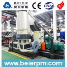 Línea de granulación de aglomeración de película PE / PP 700-800kg / H