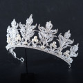 Tipo de flor corona de la perla para la reina
