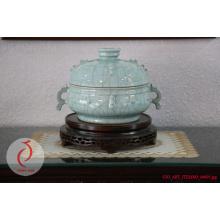 Cerâmica Longquan - Decoração Clássica Cerâmica