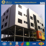 Steel Multi-Storey Apartment House (SS-15305)