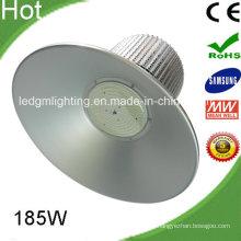 Lumens altas armazém 185W LED alta Bay luz Whit Samsung SMD 5630 Meanwell Driver