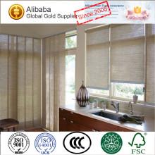 Premium-Qualität mit niedrigem Preis für benutzerdefinierte White Coated Custom Rollos Zebra Blinds