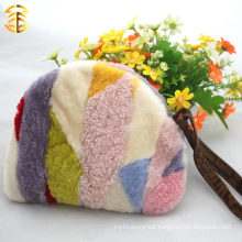 Fashionable Style Genuine Sheep Fur Bag For Women