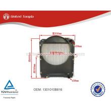 Радиатор двигателя JAC truck HFC1045 1301010B816