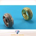 Le plus récent design pour les bijoux à la mode Lady 925 Sterling Silver Jewelry Ring (R10505)