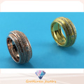 Newest Design for Lady′s fashion Jewelry 925 Sterling Silver Jewelry Ring (R10505)
