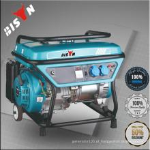 BISON CHINA Gerador de gasolina de 2.5kw monofásico 168f-1