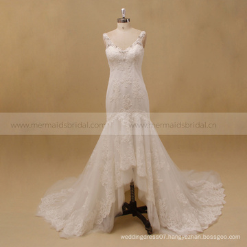 Patterns wedding mother dress indonesia high-low wedding dress