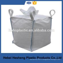 Grand sac de toile tissée de pp pour le paquet de ciment