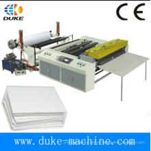 Hot vendendo fábrica Direto servo motor A4 papel fazendo máquina (DKHHJX-1300)